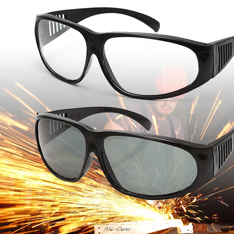 NEW Welding Goggles Anti Impact Protection Sprayproof Goggles Protective Welding Mask Glasses