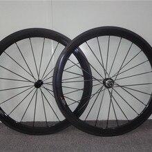 Окрашивание приемлемый Угловые колеса Клинчера комплект колес для шоссейного велосипеда колеса углеволоконные обода колеса дорожный Скорость колесная с керамическая втулка