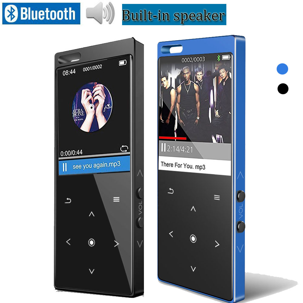 Image 3 - CHENFEC C12 Original MP3 Player with Bluetooth 4.0 Built in 8GB Speaker Music Player Support FM Radio Recording Hebrew RussianHiFi Players   -