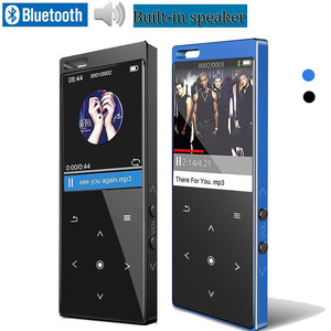 Image 3 - CHENFEC C12 Original MP3 Player with Bluetooth 4.0 Built in 8GB Speaker Music Player Support FM Radio Recording Hebrew Russian