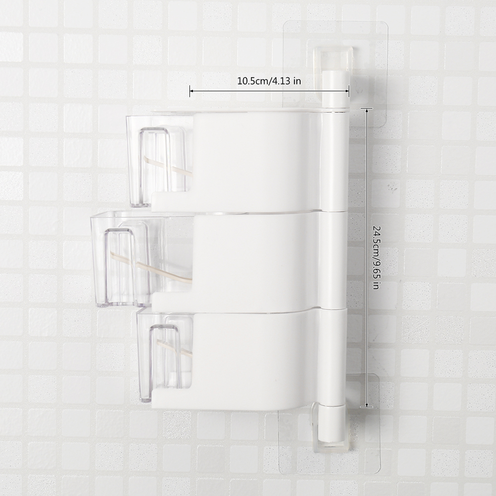 Seasoning Box Kitchen Spice Storage Bottle Jars Transparent PP Salt Pepper Cumin Powder Box Tool Wall Mounted Rotatable