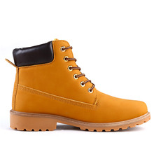 Men Boots Spring Autumn And Winter Man Shoes
