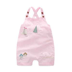 Image 2 - 2019 Leuke nieuwe moeder baby meisje kleding katoen roze kids grils romper 2 stuks romper + broek kinderen uitloper sets