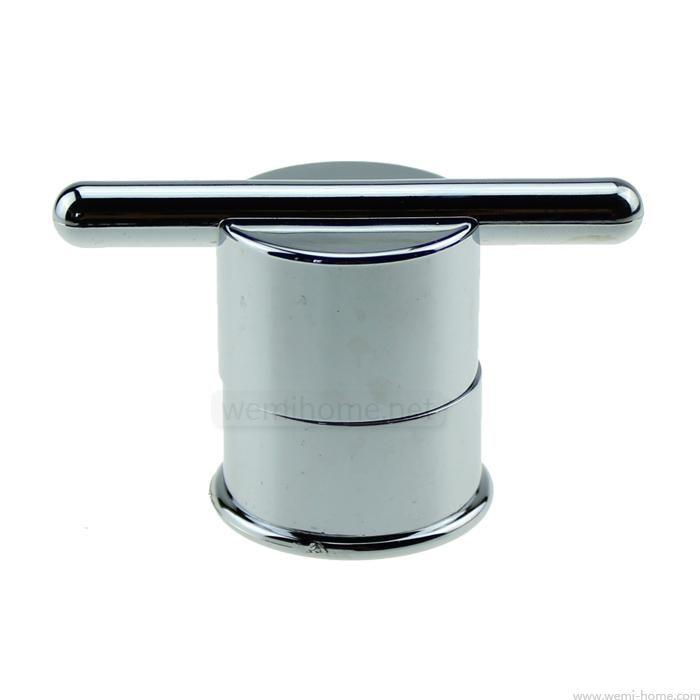 Shower Cabin Handle Plastic Small Handle Single Hole Shower Room Glass Sliding Door Handle