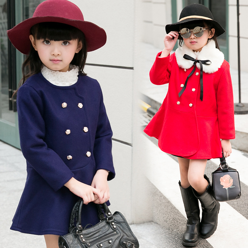 Girls Winter Coats 7 16 Promotion-Shop for Promotional Girls