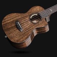 Uku magic high quality ukulele adult female male 23.26 inch uklele entry small guitar Professional level musical instrument