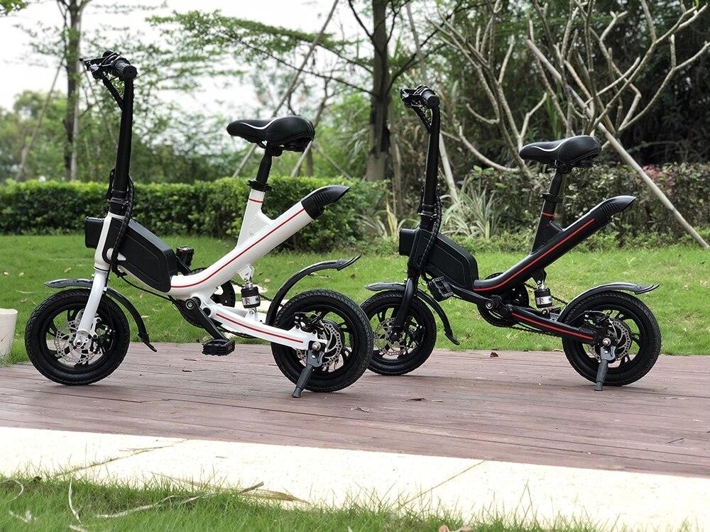 Bescheiden Motos Electricas Adultos Faltbare 350 Watt Mit Lebensmittel Pedal Assistent Modus Können Gehen Zu Aufzug Sport & Unterhaltung