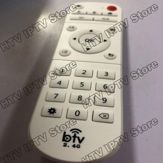Telecomando BTV BX BOX per btv B9 BX tv box spedizione gratuita