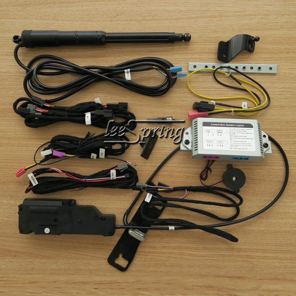Intelligente elektrische Auto-Heckklappen-Hebebühne für Audi A4L - Autoteile - Foto 3