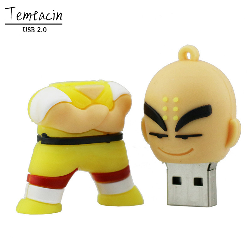 USB Flash Drive U Disk Dragon Ball PenDrive 4G Colin 8G 16G 32G - Externe opslag - Foto 3