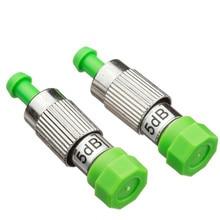 FC/APC female to male fiber optic Attenuator, 20pcs/lot, 1/3/5/7/10/15/20dB 20pcs lot lp38691dt 3 3 to 252