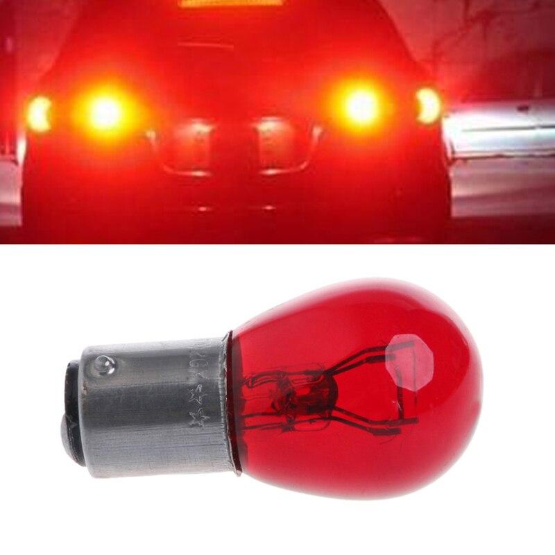 S25 5W 1157 Bay15d DC 12V Car Tail Lamp Braking Light Stop Indicator Bulb