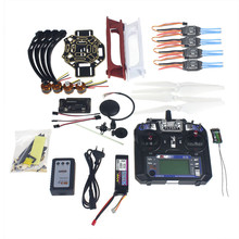 Full Kit RC Drone Quadrocopter 4 axle Aircraft Kit F450 V2 Frame GPS APM2 8 Flight