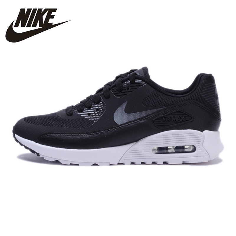 Nike Women 2017 New Pattern AIR MAX Air Cushion Bradyseism Ventilation  Leisure Time Motion Run Shoes