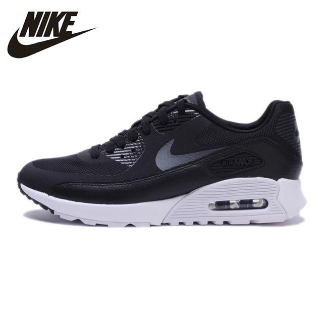 US $126.36 22% OFF|Nike Frauen 2017 Neue Muster AIR MAX AIR Kissen Bradyseism Belüftung Freizeit Bewegung Run Schuhe #881104 & 881106 in Nike Frauen