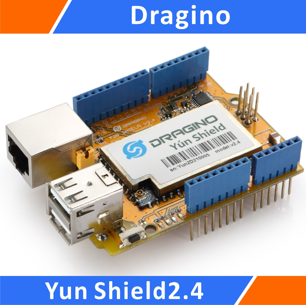 Yun Shield V2.4 Compatible for Arduino Board