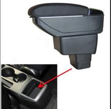 For mazda CX-3 skyactiv version armrest box central Store content box with cup holder ashtray USB cx 3 armrests box cx3