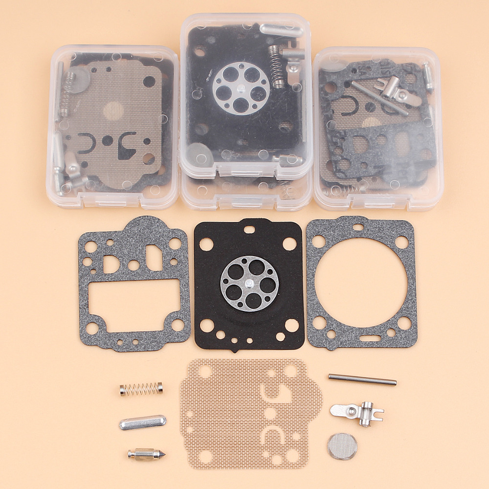 5Pcs/lot Carburetor Diaphragm Kit For HUSQVARNA 235 236 240 435 435E JONSERED CS2234 CS2238 Chainsaw Zama RB-149