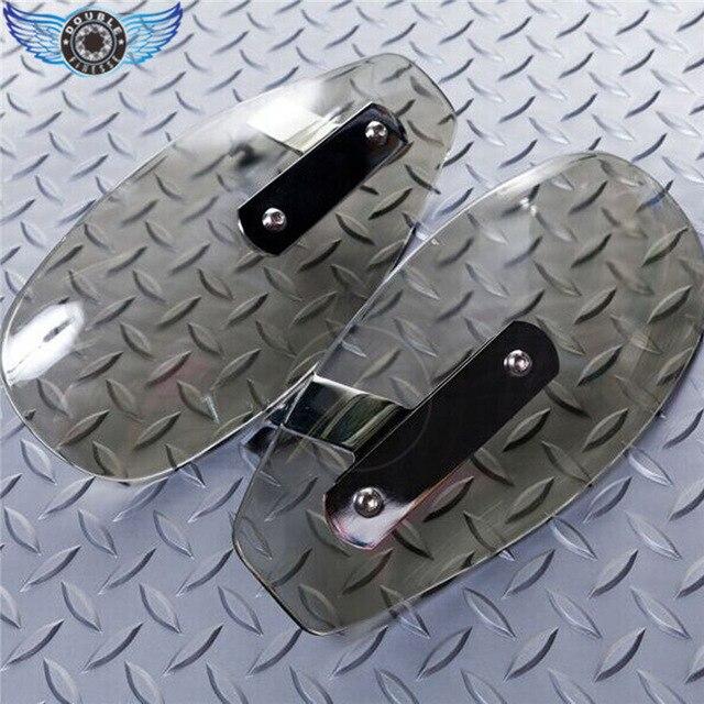Accesorios de la motocicleta protector de viento mango mano manoplas guardia abs