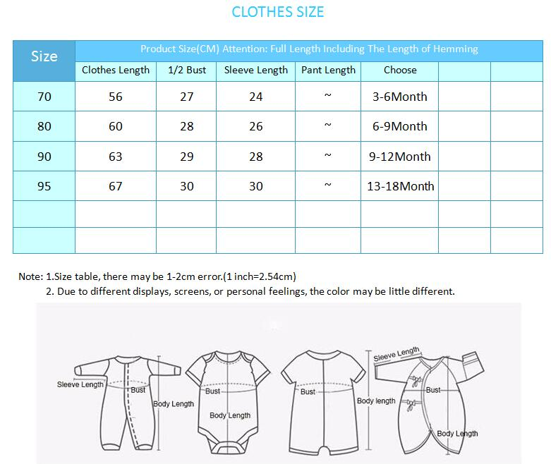 f293b97a3 Detail Feedback Questions about Baby Boy Long Sleeve Rompers Cotton ...
