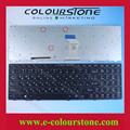 New  RUSSIA Laptop keyboard for Lenovo Ideapad T4B8 Y580 Y580N Y580NT laptop Keyboard black backlit Russian keyboard in stock