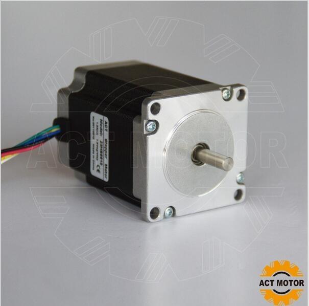 HAREKET 6-lead nema23 step motor 76mm/1A/bipolar 268 oz CE, ISO ROHSHAREKET 6-lead nema23 step motor 76mm/1A/bipolar 268 oz CE, ISO ROHS