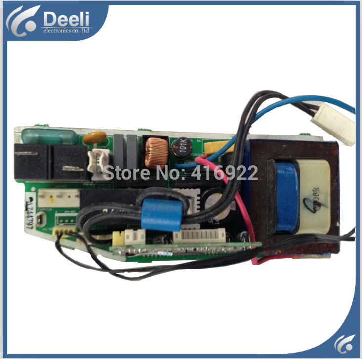 95% new good working for air conditioning A744208 control board 95