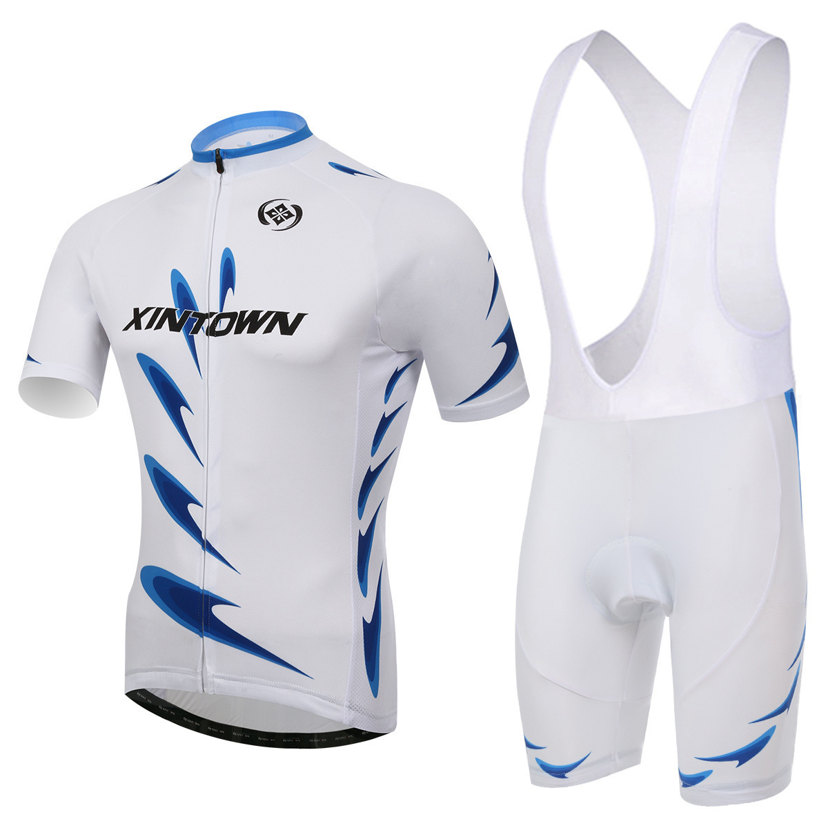 XINTOWN Outdoor Sport Cycling Jersey Set 2018 MTB Sets Bike Clothing Bicycle Wear Women Cycling Short Sleeve Bib Jersey Sets 2015 fdj cycling jersey quick dry cycling sets short sleeve jersey and 3d gel bib short with sleeve breathable bicycle wear