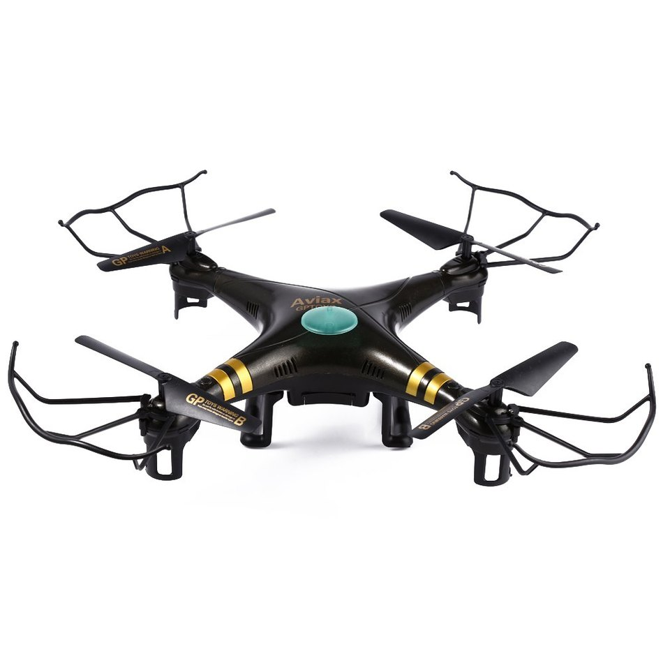 ФОТО New Arrival GPTOYS F2 Aviax Headless Mode Cruise Control 2.4G 4CH RC Quadcopter with 360 Degree Rotation Function Drone Toys