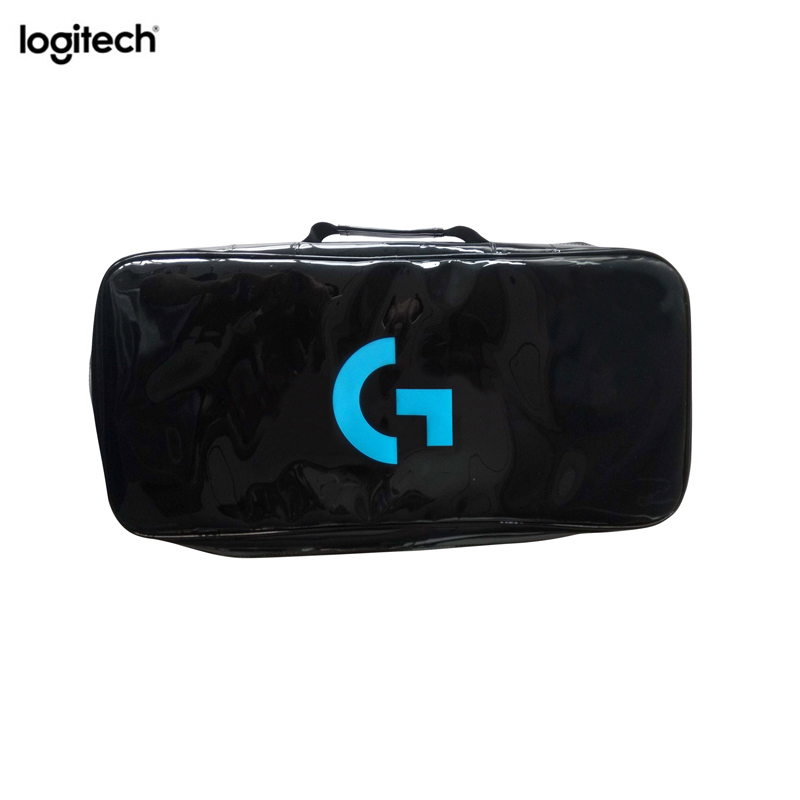 Logitech Gaming Keyboard Bag Wired 104 keys Standard Keybord Backpack Protection Cover Computer Peripherals