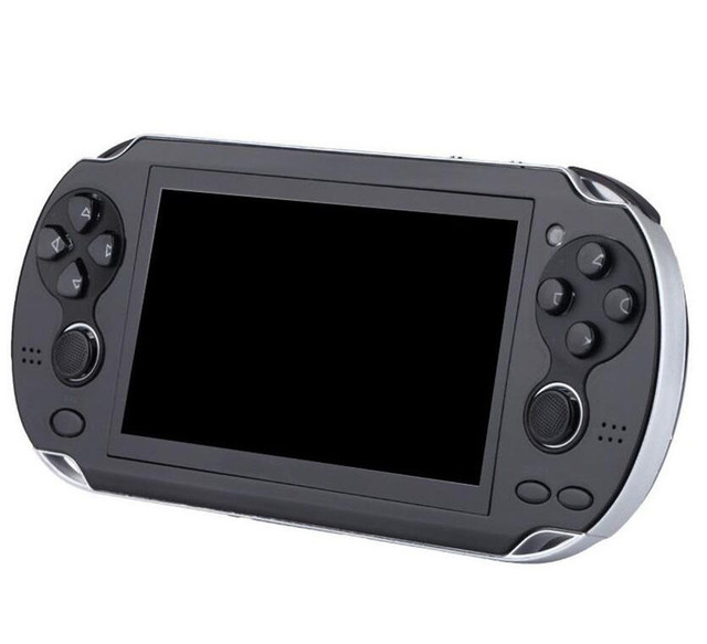 """4.3"""" Media Game Players 8GB 32Bit Games Built-In Portable Handheld Video Game Console Player"""