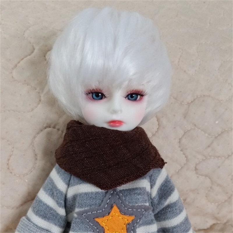 Crobi CB Little Lance BJD SD Doll 1/6 Body Model Boys Girls Oueneifs High Quality Resin Toys Free Eyes Shop mjjc brand foam lance for karcher 5 units package free shipping 2017 with high quality automobiles accessory