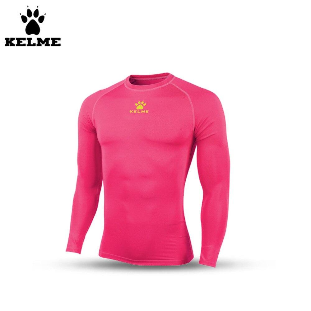 Kelme novo k15z705 men fino de manga comprida camisa de força orange em  Camisas de futebol de Sports   Entretenimento no AliExpress.com  5144134499cc5