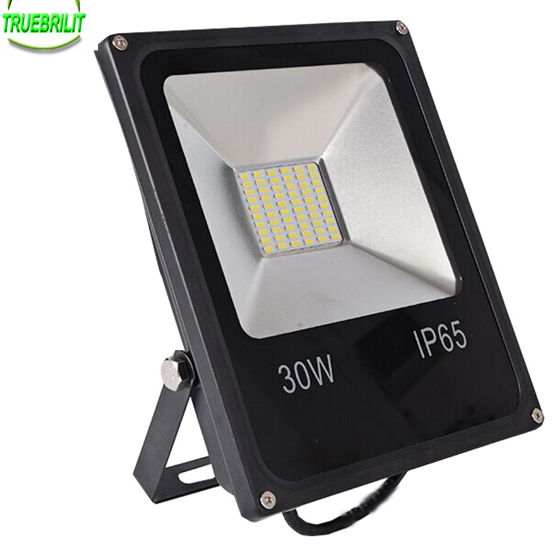 LED Outdoor Flood Lamps 220V SMD Reflector DC12V FloodLights Wallwasher 10W  20W 30W 50W 110V Waterproof IP65 Projector