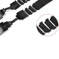 CRESTED Link bracelet For Apple Watch band strap apple watch 4 3 42mm/38mm iwatch band 44mm 40mm correa pulseira belt gen.6