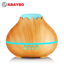 400ml Air Humidifier Essential Oil Diffuser Aroma Lamp Aromatherapy El