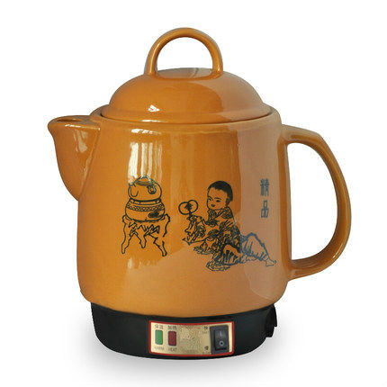 Electric kettle Full automatic decoction of Chinese medicine pot boil electric health less medicine more health