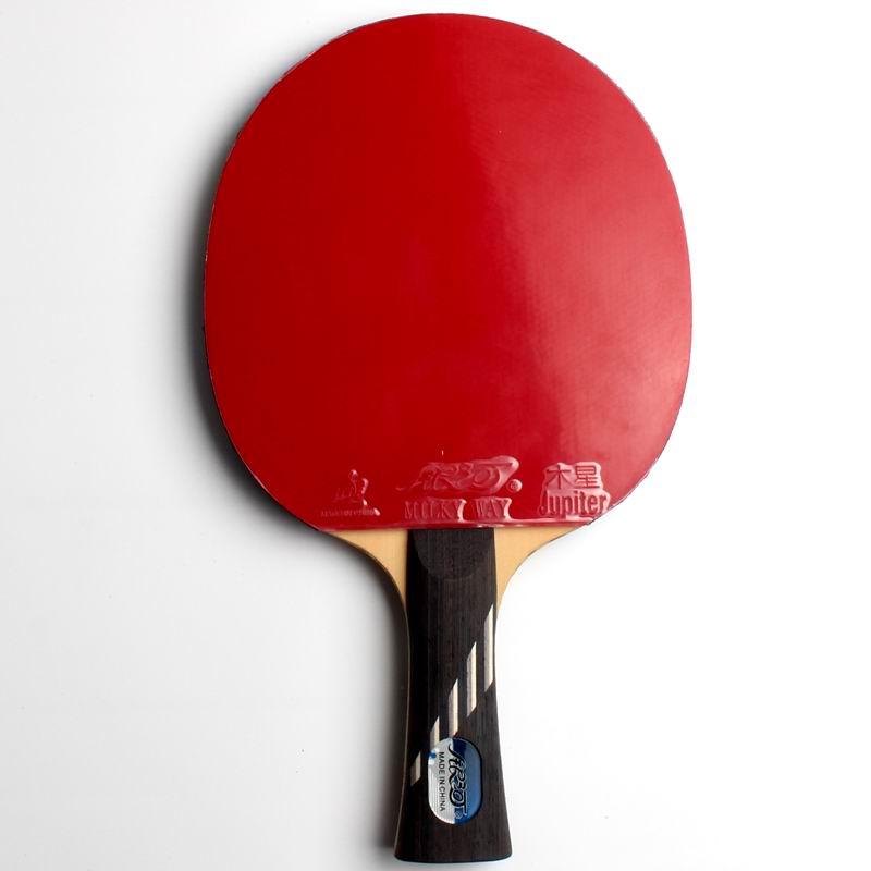 Original yinhe 10b 10d acabado raqueta de tenis de mesa ping pong raqueta de carbono ataque rápido con bucle con funda YINHE Qing Pips largo de goma/OX Topsheet Galaxy tenis de mesa de goma de ping pong esponja