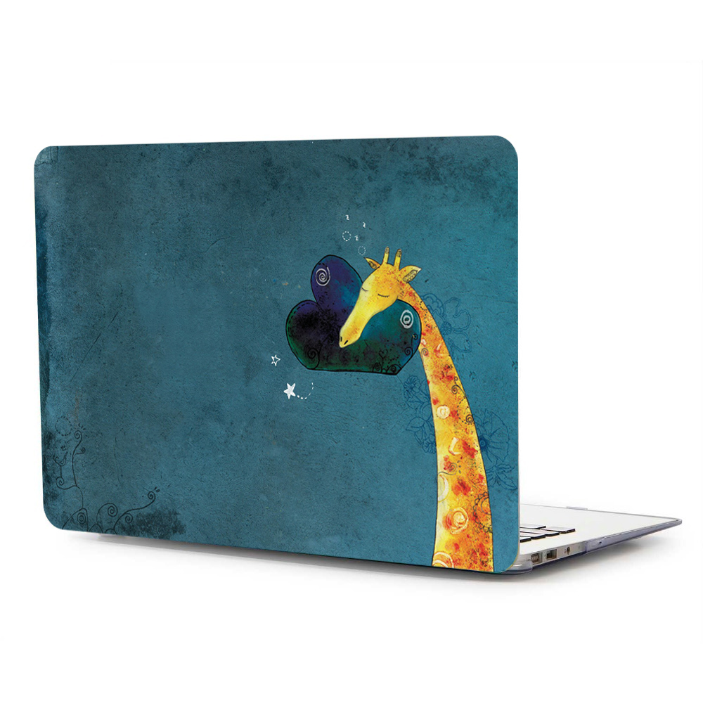 Cute Pattern Hard Shell Case for MacBook 21