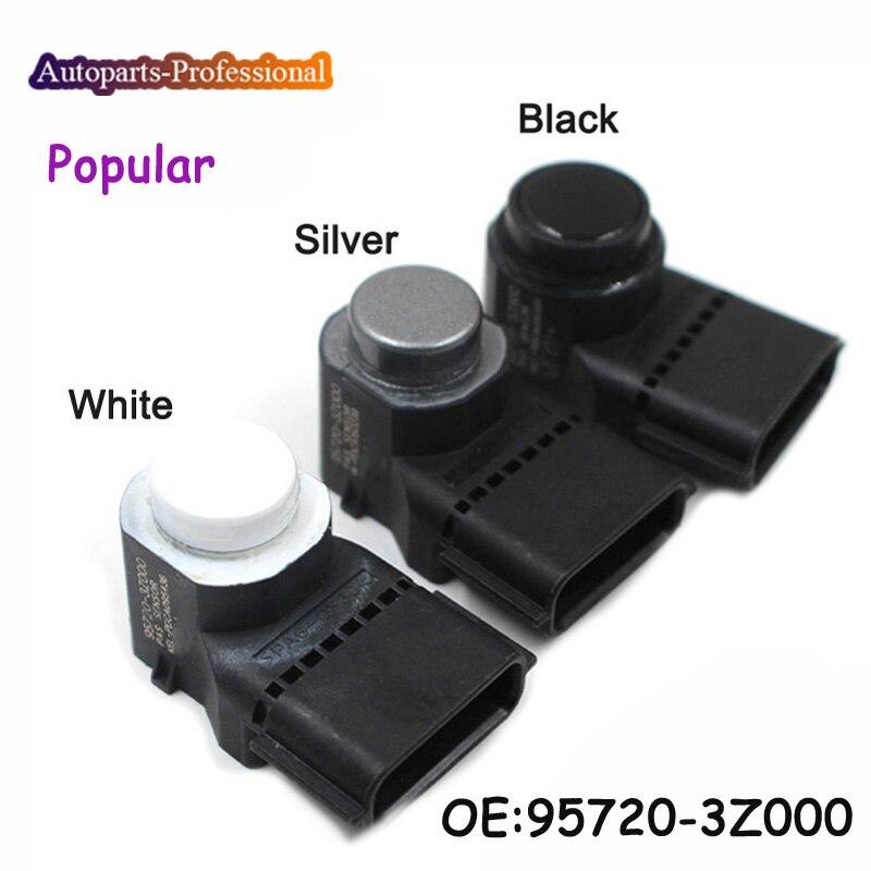 YAOPEI 95720-3Z000 95720-2P500 Neue 3 Farben PDC Parkplatz Sensor Für Hyundai i40 4MT006KCB 4MT006HCD auto zubehör