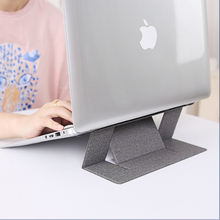 Universal Folding notebook Stand for MacBook air pro all Laptop Computer Stand Adjustable Bracket Portable Tablet support universal folding portable laptop stand aluminum cooling adjustable desk stand pc tablet holder for macbook air pro