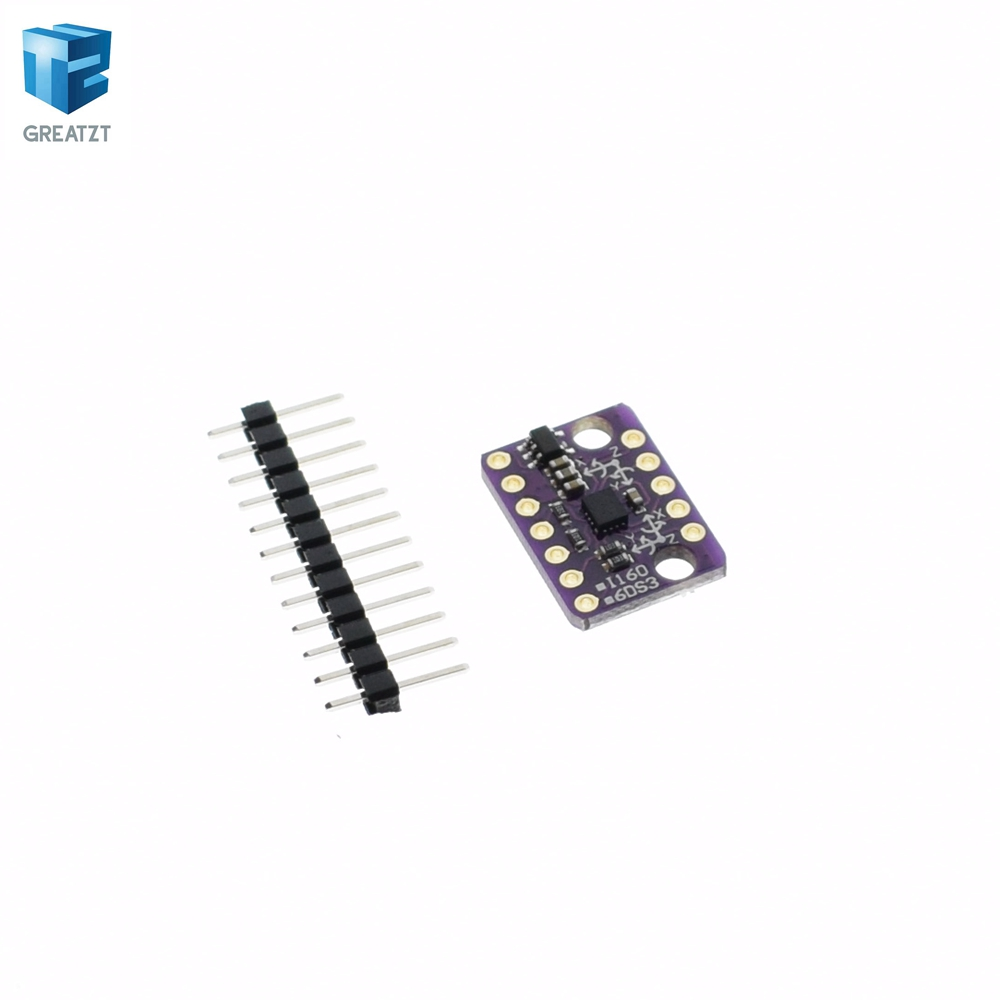 1pcs bmi160 latest stance accelerometer gyroscope module 6 dof inertial measurement sensors