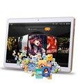 Телефонный Звонок 10.1 дюймов 3 Г планшетный пк Четырехъядерный процессор 2 Г RAM 32 ГБ/64 ГБ ROM Android 5.1 1280*800 IPS 5.0MP Bluetooth GPS tablet 10 + Подарки