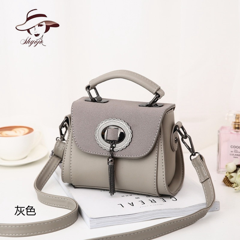 New Vintage Tassel Luxury Handbags Women Bags Designer Mini Messenger Shoulder Tote High Quality Brand Crossbody Bag For Ladies giaevvi luxury handbags split leather tote women messenger bags 2017 brand design chain women shoulder bag crossbody for girls