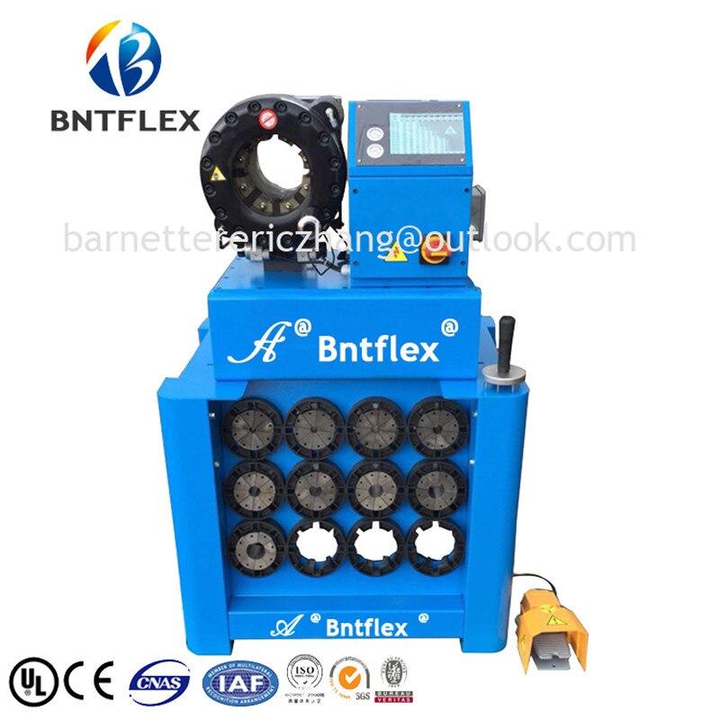 13 компл. штампов для Бесплатная BNTP32 цена шланг высокого давления опрессовки машина цена/шланг щипцы с быстрая смена инструмент