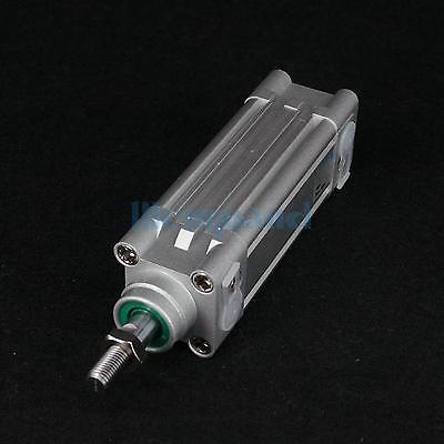 DNC-32-50-PPV-A Bore 32mm Stroke 50mm Pneumatic Cylinder DNC Standard Cylinder Double Acting cxsm32 50 high quality double acting dual rod piston air pneumatic cylinder cxsm 32 50 32mm bore 50mm stroke with slide bearing