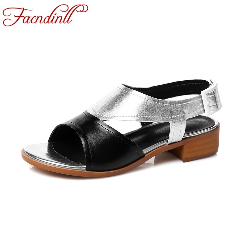 women sandals summer beach shose brand women casual shoes genuine leather women slippers classic platform shoes fashion sandals