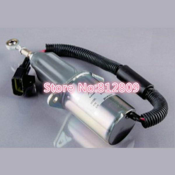Wholesale fuel shutdown solenoid 37Z36-56010-A ,37Z36-56010 , 24VWholesale fuel shutdown solenoid 37Z36-56010-A ,37Z36-56010 , 24V