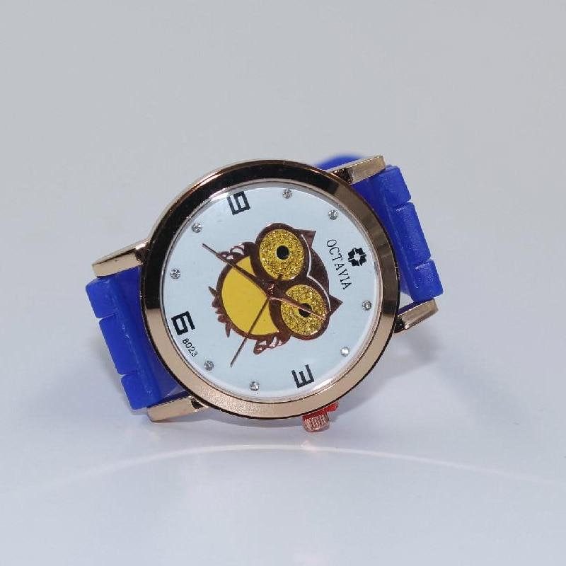 TIke Toker 1PC Fashion Kvinder Pige Guld Uge Mønster WristWatch - Mænds ure - Foto 6
