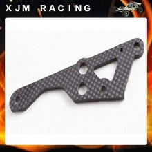 1/5 rc car Carbon Fiber Right Front Engine Mount for 1/5 scale hpi km baja 5b/ss parts